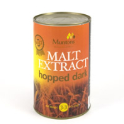 Muntons Hopped Dark Extract