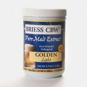 Briess Golden Light 3.3 lb Can